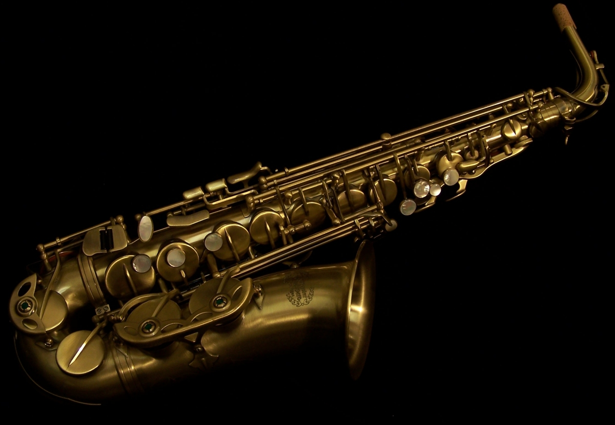 Vintage Alto Saxophone 59