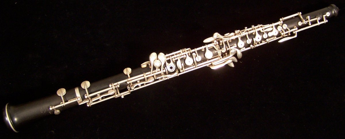 1939 Loree Full Conservatory Oboe