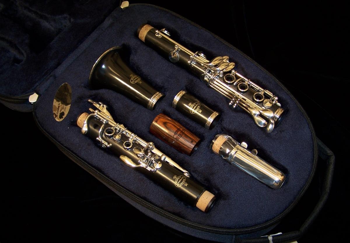 Super New Buffet E11 Custom Wood Bb Clarinet With Backun Barrel Download Free Architecture Designs Itiscsunscenecom