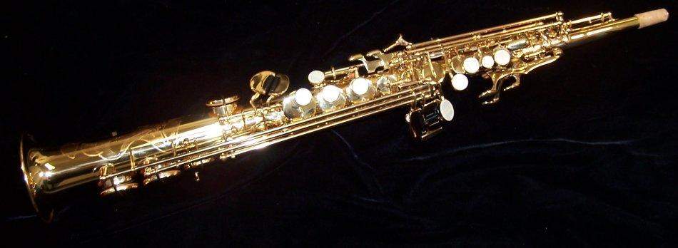 new antigua ss3282lq soprano saxophone a582lq. Black Bedroom Furniture Sets. Home Design Ideas